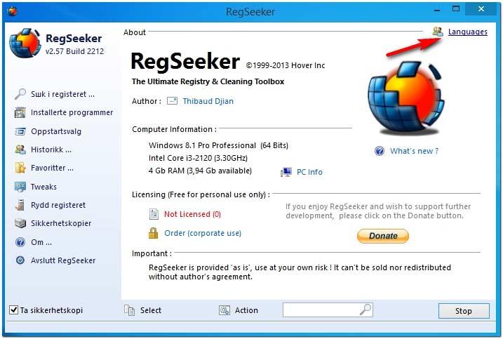Reg-Seeker
