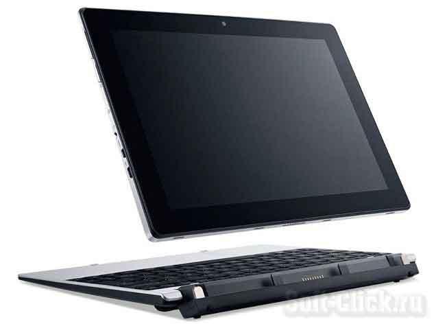 Планшет-трансформер-Acer-One-S1001-с-системой-Windows-8.1