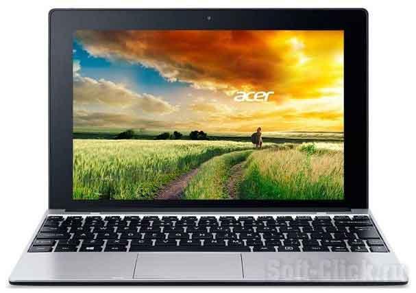 Планшет-трансформер-Acer-One-S1001-с-системой-Windows-8