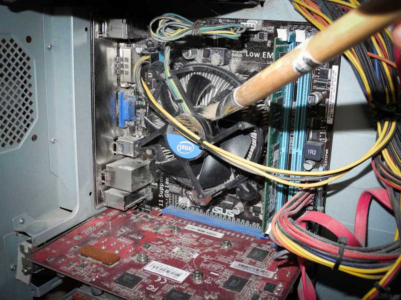 Самостоятельная чистка компьютера от пылевых и программных шлаков1