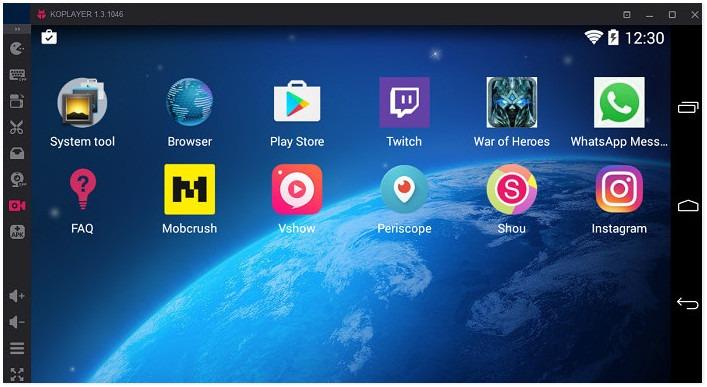 10 лучших эмуляторов операционной системы Android. Часть 1